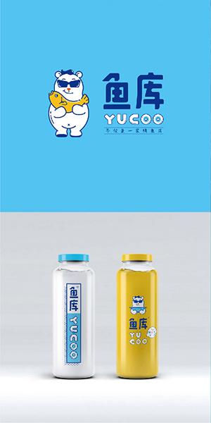 鱼库 YUCOO▪品牌形象升级设计
